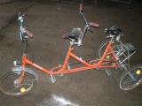 1_haverich_fahrrad_tandem_dreirad_klapprad_raritaet_kaufbeuren