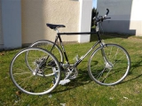 Renn-Dreirad-Erwachsene