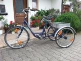 Therapierad-Dreirad-Behindertenrad-defekt-nicht-fahrbereit